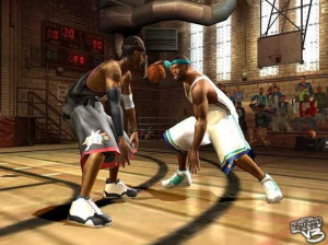 NBA Street Vol.3 - Gamecube