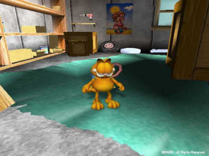 Garfield - PS2