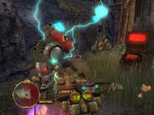 Oddworld : la Fureur de l'Etranger - Xbox