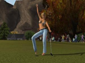 Outlaw Golf 2 - Xbox