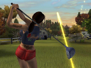 Outlaw Golf 2 - PS2