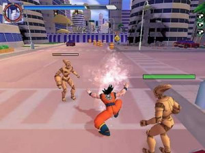 Dragon Ball Z : Sagas - PS2