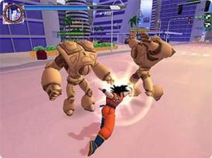 Dragon Ball Z : Sagas - Gamecube