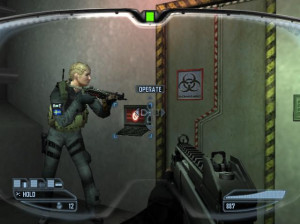 Tom Clancy's Rainbow Six : Lockdown - Gamecube