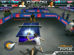 SpinDrive Ping Pong - PS2