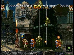 Metal Slug 4 - Xbox