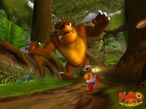 Kao le Kangourou 2 - PS2