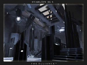 Stargate SG-1 : The Alliance - Xbox