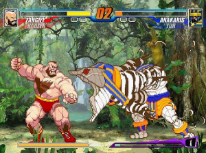 Capcom Fighting Jam - Xbox