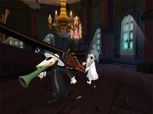 Spy vs. Spy - PS2
