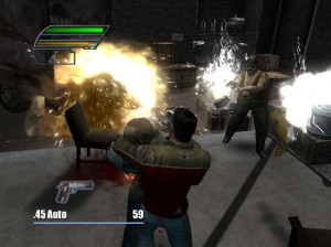 Dead To Rights 2 - Xbox