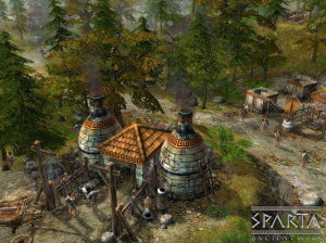 Sparta : Ancient Wars - PC