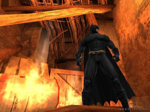 Batman Begins - PS2