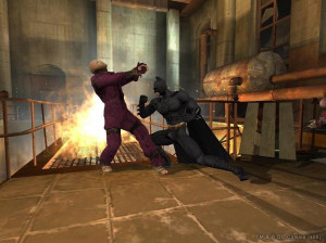 Batman Begins - PS2
