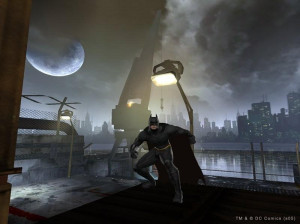 Batman Begins - PSP