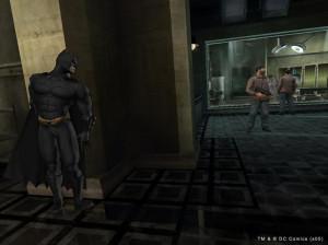 Batman Begins - PSP