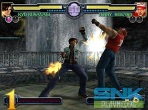King of Fighters : Maximum Impact - PS2