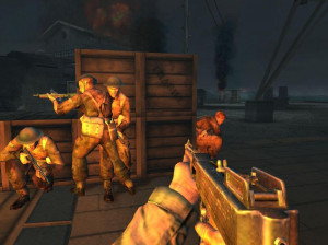Medal of Honor : Faucons de Guerre - Gamecube
