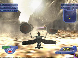 Star Wars Racer Revenge - PS2