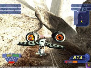 Star Wars Racer Revenge - PS2