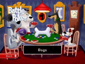 Battle Poker - Wii