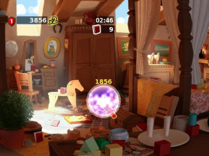 Mystère de Whiterock Castle - Wii