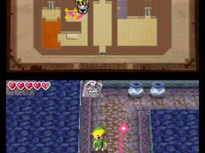 The Legend of Zelda : Spirit Tracks - DS