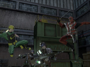 Marvel : Ultimate Alliance 2 - PS3