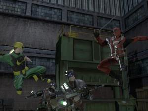 Marvel : Ultimate Alliance 2 - Wii