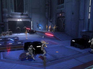 Star Wars The Clone Wars : Les Héros de la République - PC
