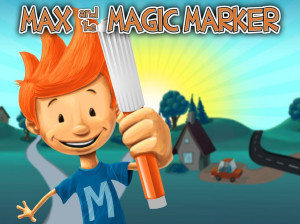 Max and the Magic Marker - Wii