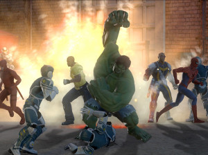 Marvel : Ultimate Alliance 2 - Wii