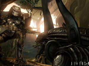 Aliens vs Predator - PS3