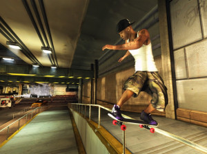 Tony Hawk Ride - Wii