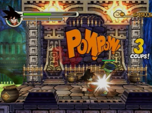 Dragon Ball : Revenge Of King Piccolo - Wii
