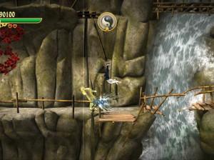Invincible Tiger : The legend of Han Tao - Xbox 360