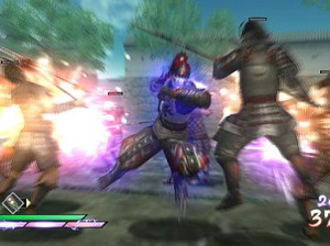 Samurai Warriors 3 - Wii