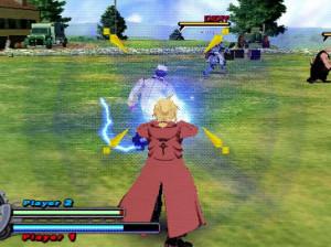 FullMetal Alchemist - PSP