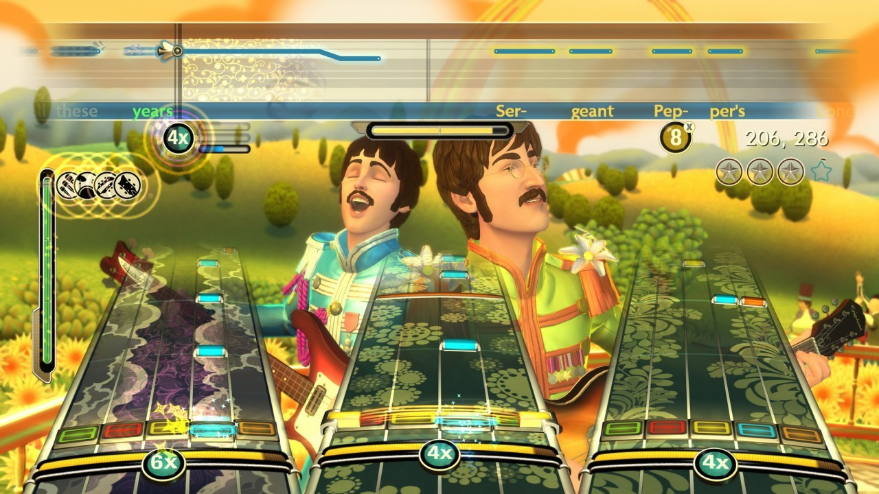 The Beatles Rock Band - PS3