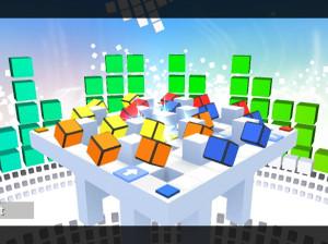 Rubik's Puzzle Galaxy : RUSH - Wii