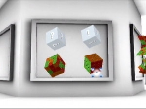 Rubik's Puzzle World - Wii