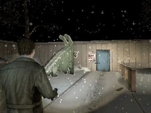 Silent Hill : Shattered Memories - PSP