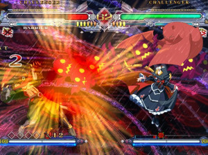 Blazblue : Continuum Shift - Xbox 360