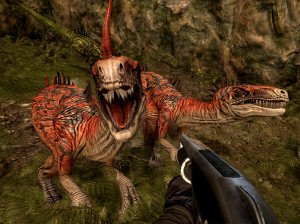 Jurassic : The Hunted - PS3