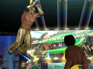 WWE Smackdown vs Raw 2010 - Wii