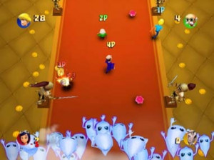 Ghost Mansion Party - Wii