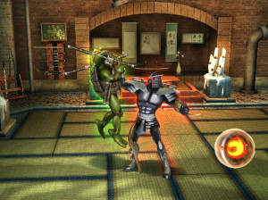 Teenage Mutant Ninja Turtles : Smash-up - Wii