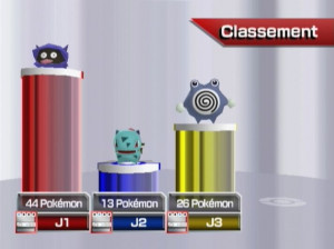 Pokemon Rumble - Wii