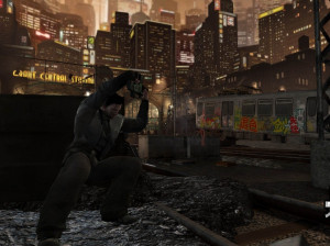 Dead to Rights : Retribution - PS3