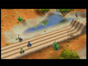Excitebike : World Rally - Wii